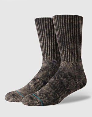 Stance OG 2 Classic Crew Socks - Black