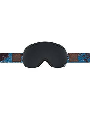 Dragon X1 Snowboard Goggles - Patina Blue/Dark Smoke
