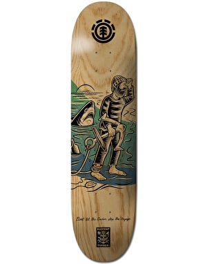 Element x Timber! Voyager Skateboard Deck - 8.25