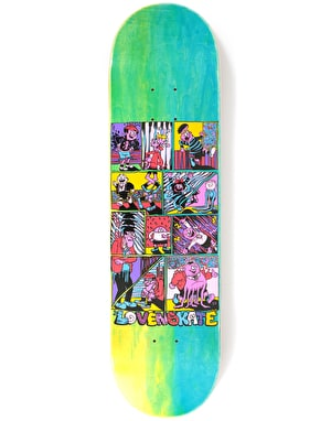 Lovenskate Lovestreet Kids Team Deck - 8.125