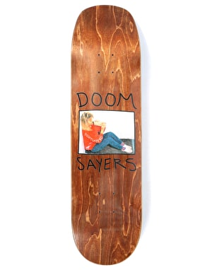 Doom Sayers Becky Shovel Skateboard Deck - 8.4