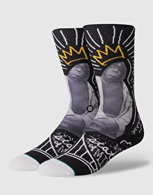 Stance x B.I.G 200 Needle Socks - Black
