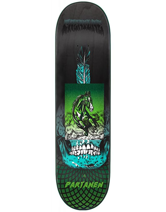 Creature Partanen Apparitions Skateboard Deck - 8.47""