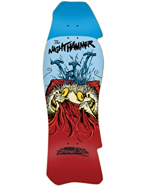 Grimple Stix (Anti Hero) Night Hammer Skateboard Deck - 9.8
