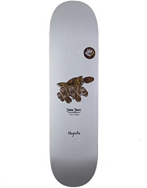 Magenta Drake Jones Guest Skateboard Deck - 8