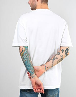 Pass Port Bouquet T-Shirt - White