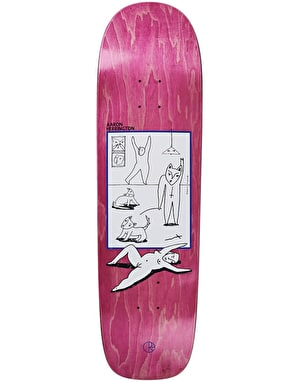 Polar Herrington Evol Love Skateboard Deck - P1 Shape 8.75