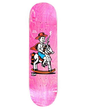 Polar Dane Cowboy Skateboard Deck - 8.5