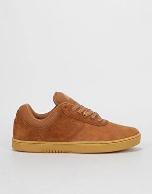 Etnies Joslin Skate Shoes - Brown/Gum