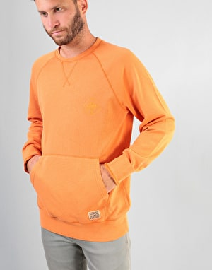 Element Bow Sweatshirt - Safety Orange