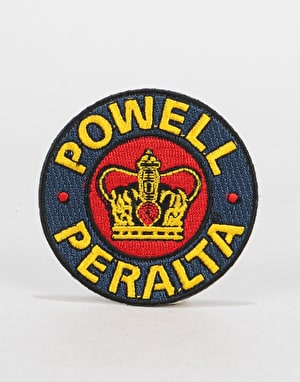 Powell Peralta Supreme Patch - Multi
