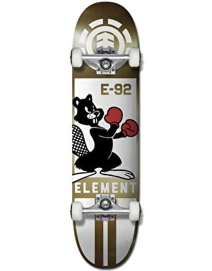 Element Gloves Off Complete Skateboard - 7.6