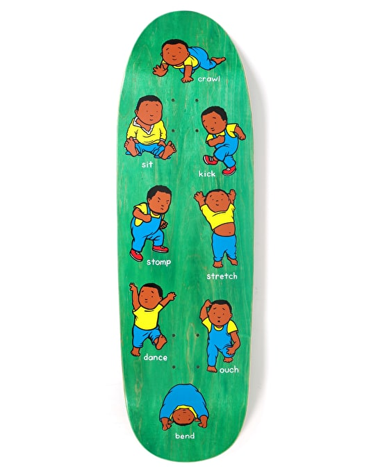 Prime Heritage Dune Babies Limited Edition Deck - 9.38""