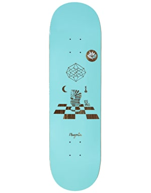 Magenta Valls Perceptions Skateboard Deck - 8.4