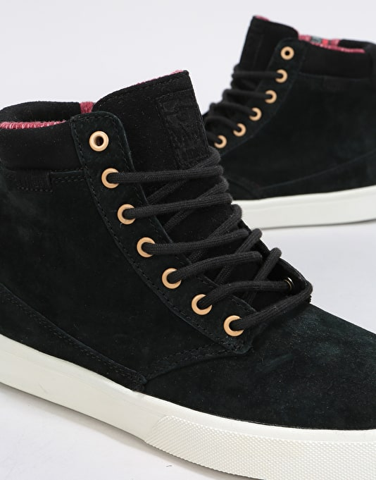 Etnies Jameson HTW Womens Trainers - Black