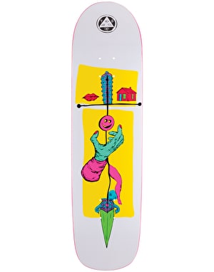 Welcome Obelus on Son of Planchette Skateboard Deck - 8.38