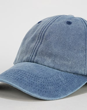 Route One Vintage Low Profile Dad Cap - Vintage Denim