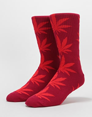 HUF Plantlife Socks - Terracotta