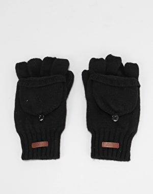 Barts Haakon Bumgloves - Black