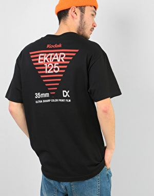 Girl x Kodak Ektar T-Shirt - Black