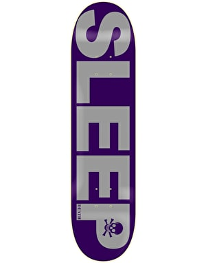 Death Sleep Skateboard Deck - 8.5