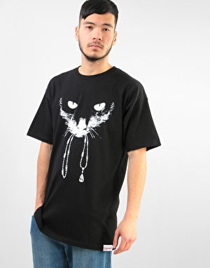 Diamond Bombay T-Shirt - Black/White