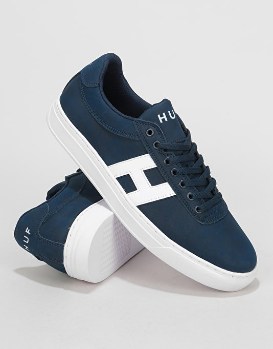 HUF Soto Skate Shoes - Navy