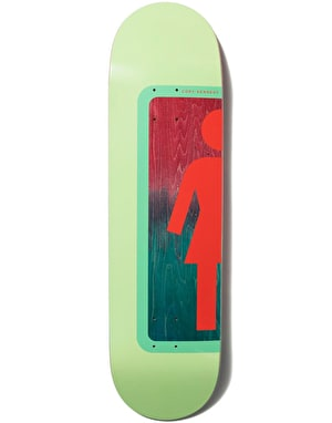 Girl Kennedy Ombre OG Skateboard Deck - 8.375