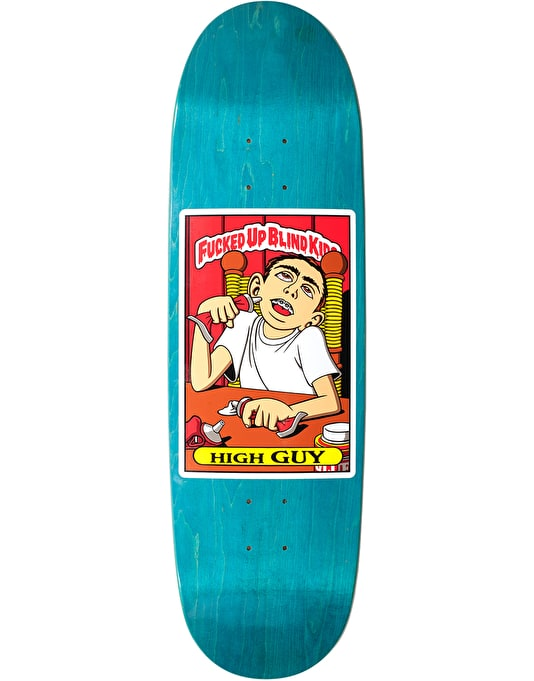 Blind Mariano High Guy FUBK HT Skateboard Deck - 9""
