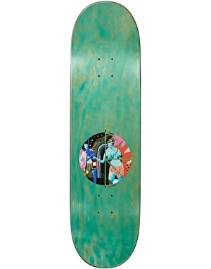 Polar Boserio What We Do Is Secret Skateboard Deck - 8.625
