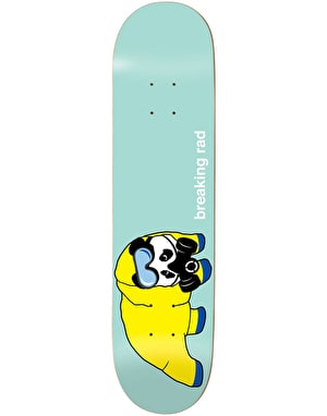 Enjoi Breaking Rad Skateboard Deck - 8.25