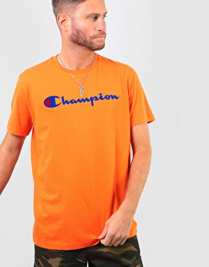 Champion Logo T-Shirt - ORG