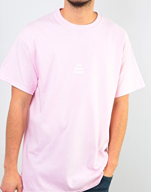 Route One Vibes T-Shirt - Light Pink