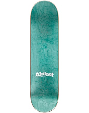 Almost Youness Enlightenment Skateboard Deck - 8