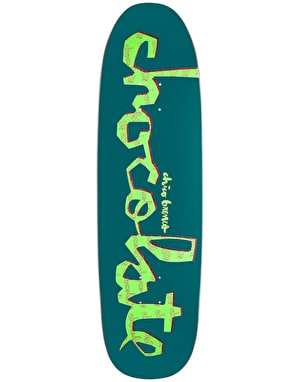 Chocolate Brenes Original Chunk Skateboard Deck - 8.75