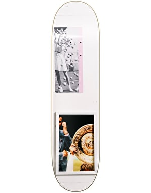 Isle Shier Sports & Leisure Skateboard Deck - 8.5
