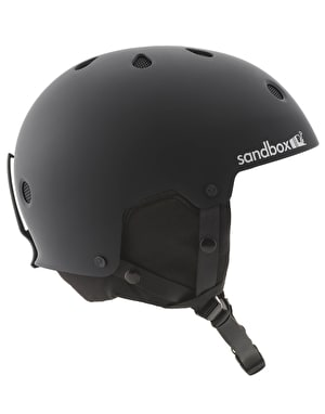 Sandbox Legend 2019 Snowboard Helmet - Black