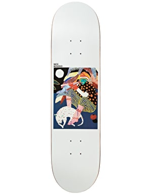Polar Boserio Midnight Jam Pro Deck - 8.125