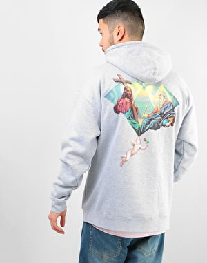 e7bf90bb40c Welcome Devoramus Mid-weight Pullover Hoodie - Teal