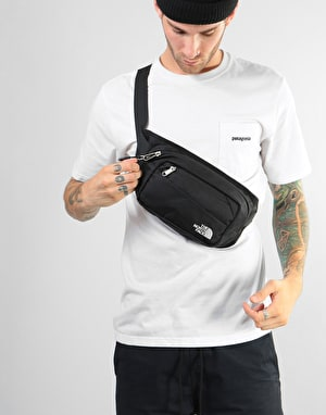 The North Face Bozer II Cross Body Bag - TNF Black/High Rise Grey