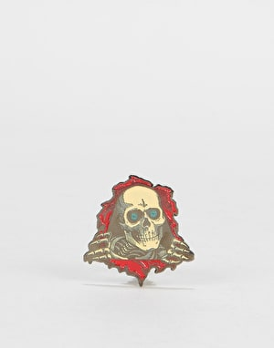 Powell Peralta Ripper Lapel Pin - Multi