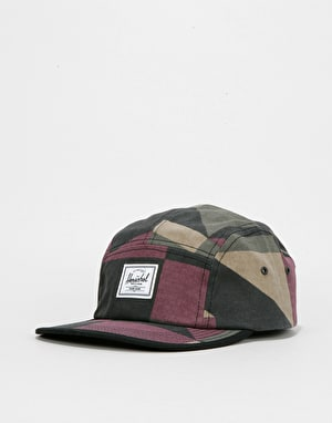 Herschel Supply Co. Glendale 5 Panel Cap - Frontier Geo