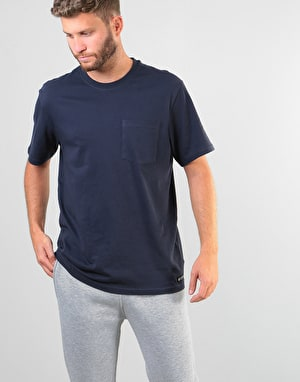 Element Basic Pocket T-Shirt - Eclipse Navy