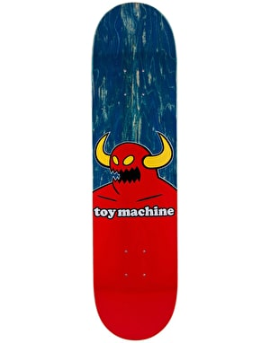 Toy Machine Monster Skateboard Deck - 8.25