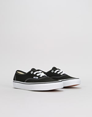 Vans Authentic Womens Trainers - Black