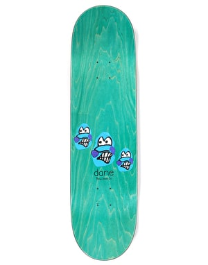 Polar Brady Dane Face 2 Skateboard Deck - 8.625