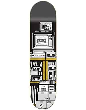 Girl x Sub Pop Malto Skateboard Deck - 8.25