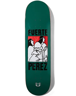 Chocolate Perez Fuerte Skateboard Deck - 8.375