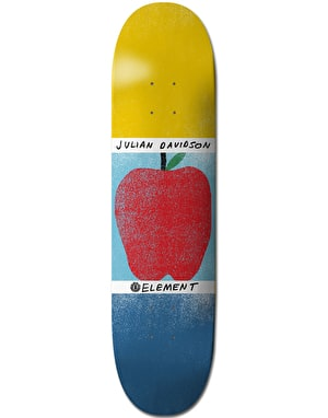 Element Julian Apple Nature Way Series Skateboard Deck - 8.31