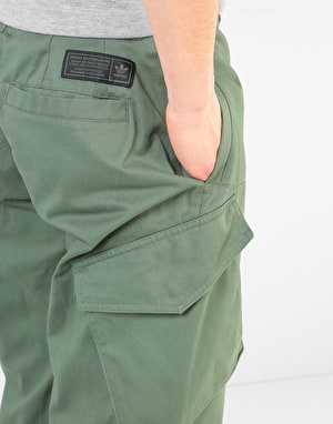 Adidas Cargo Pants - Base Green